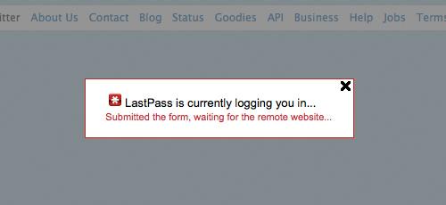 نرم افزار lastpass