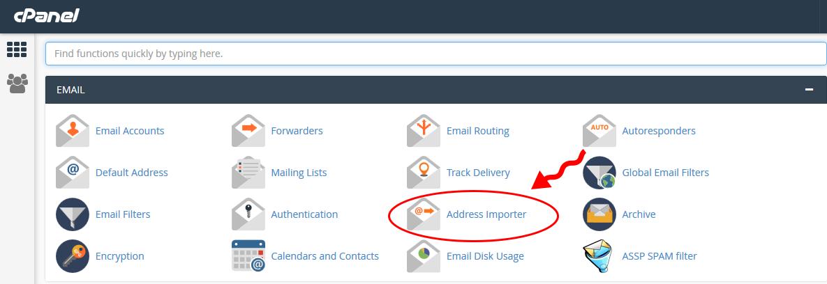Address Importer