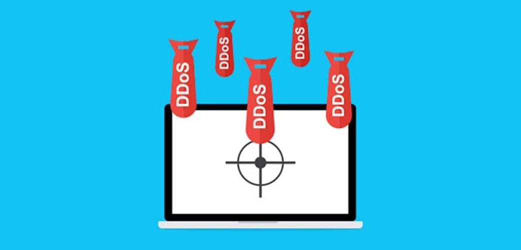 حمله به پورت های مهم سرور| DDOS